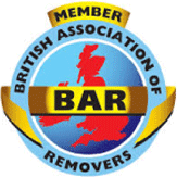 Member of British Association of Removers